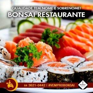 Bonsai Delivery Restaurante