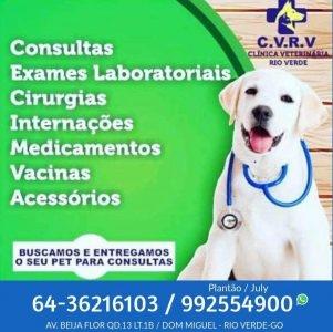 Clínica Veterinária Rio Verde