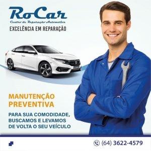 Rocar Centro de Reparação Automotiva