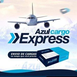 Azul Cargo Express RV