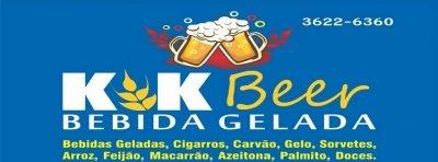 KK Beer Bebidas Geladas