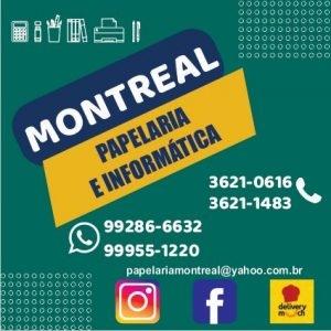 Montreal Papelaria e Informática